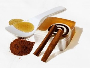 Canela y miel para el acne