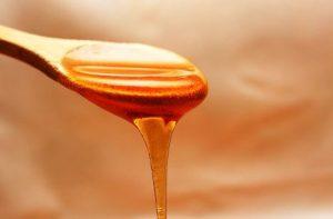 Mascarilla de miel para espinillas
